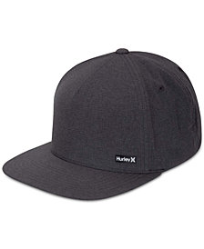 Hurley Men's Phantom Logo Graphic Hat