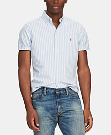 Polo Ralph Lauren Men's Classic-Fit Stripes Shirt