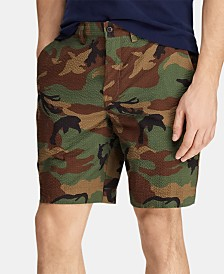 Polo Ralph Lauren Men's Classic-Fit Camo Shorts