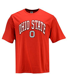 J America Men's Big & Tall Ohio State Buckeyes Midsize T-Shirt