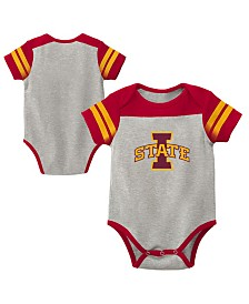 Outerstuff Iowa State Cyclones Lil Blocker 2.0 Creeper, Infants (12-24 Months)