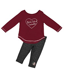 Colosseum Florida State Seminoles Legging Set, Infants (12 months)