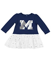 6615e5f0fc52a Colosseum Michigan Wolverines Tutu Dress, Infants (12-24 Months)