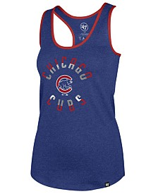 '47 Brand Women's Chicago Cubs Clutch Club Tank