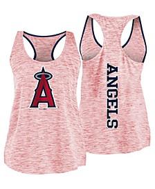 Women's Los Angeles Angels Space Dye Tank