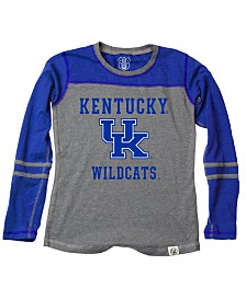 Wes & Willy Kentucky Wildcats Heathered Long Sleeve T-Shirt, Infants (12-24 Months)