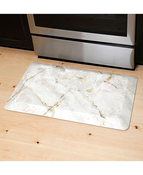 Emeril Lagasse Comfort Air Cushioned Anti-Fatigue Air-infused Memory Foam  Kitchen Mat