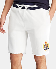 "Polo Ralph Lauren Men's 9.5"" Fleece Shorts"