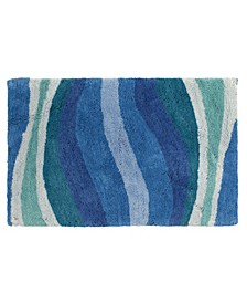 Wavelength Bath Rug
