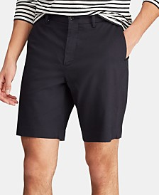 "Polo Ralph Lauren Men's 9.25"" Classic-Fit Performance Stretch Shorts"