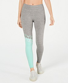 All Me dryCELL Colorblocked Logo Ankle Leggings