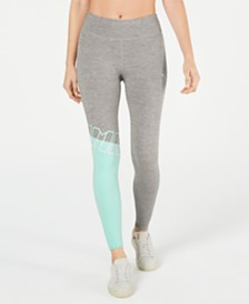 Puma All Me dryCELL Colorblocked Logo Ankle Leggings