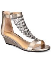 the best attitude b07e8 fb0b4 Thalia Sodi Tacey Wedge Sandals, Created for Macy s