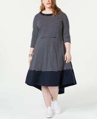 Full Length Plus Size Dresses