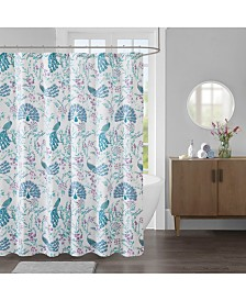 "Decor Studio Kalapi 72"" x 72"" Shower Curtain"