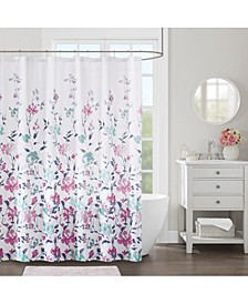 "Decor Studio Elodie 72"" x 72"" Shower Curtain"