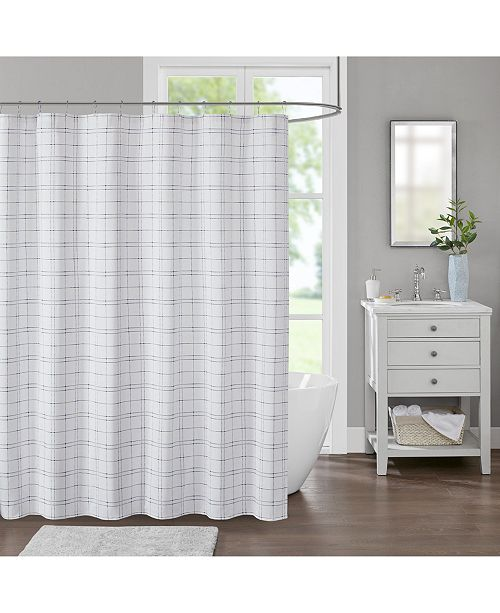 "510 Design Decor Studio Johnston 72"" x 72"" Shower Curtain"