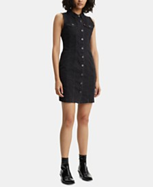 Levi's® Aubrey Sleeveless Denim Dress