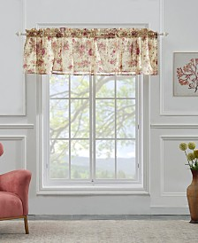 Antique Window Valance