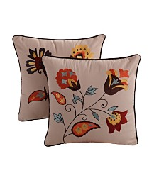 Andorra Dec. Pillow Pair