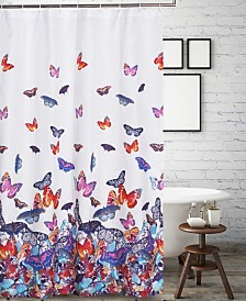 Mariposa Bath Shower Curtain