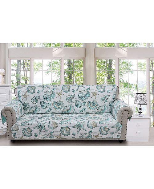 Greenland Home Fashions Cruz Furniture Protector Sofa