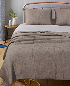Lucinda Quilt Set, 3-Piece Full - Queen