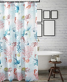 Sarasota Bath Shower Curtain