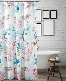 Sarasota Bath Shower Curtain