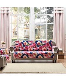 Peony Posy Furniture Protector Sofa