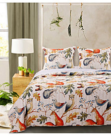 Willow Quilt Set, 3-Piece King