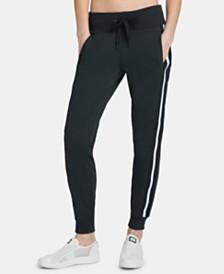 DKNY Sport Stripe Joggers, Created for Macy's