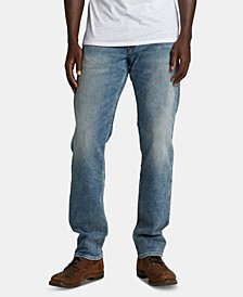 Men's Eddie Relaxed Stretch Jeans