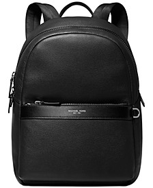 Men's Greyson Leather Backpack
