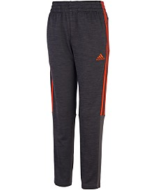adidas Little Boys Mélange Mesh Pants