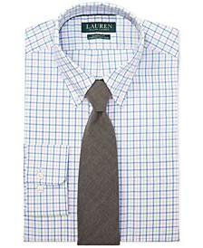 Men's Classic Fit Gingham Dress Shirt