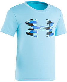 Under Armour Toddler Boys Logo-Print T-Shirt