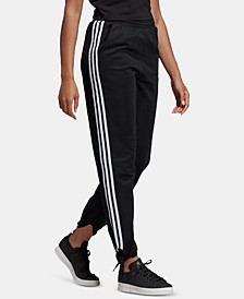 Knotted-Hem Track Pants