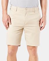 1cdcf9efa3 Dockers Men's Big & Tall Original Straight-Fit Stretch Shorts