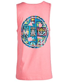 Maui and Sons Men's Logo Graphic Tank Top