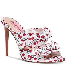 Betsey Johnson Rumors Dress Sandals