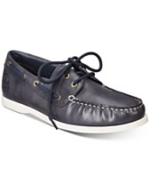 cheap for discount 6295e 69c4d Weatherproof Men s Benny Boat Shoes