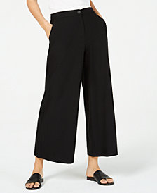 Eileen Fisher Wide-Leg Pants