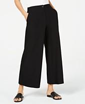 1a836bdc29fb6 Eileen Fisher Womens Pants - Macy's