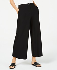 Eileen Fisher Wide-Leg Pants