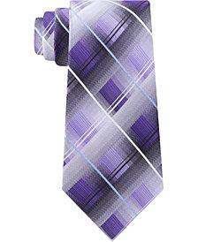 Van Heusen Men's Angel Plaid Tie