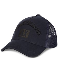 Armani Exchange Men's Logo Graphic Hat