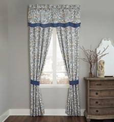 "Croscill Janine 41"" x 84"" Curtain Panel Pair"