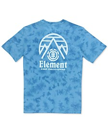 Element Men's Overcast Graphic T-Shirt