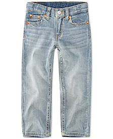 Little Boys 502 Regular Taper-Fit Jeans